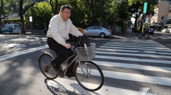 Man of the People: Taipei's Quirky new Mayor